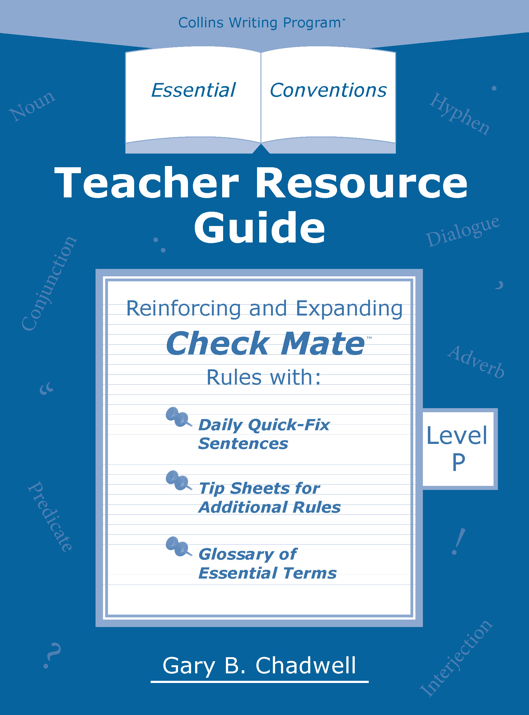 essential conventions check mate teacher resource guide